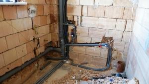 montaz kanalizacia